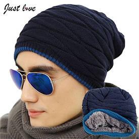 Мужские зимние головные уборы