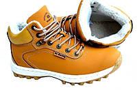 Ботинки зимние на толстой рельефной подошве 41-46 код: 6995317449