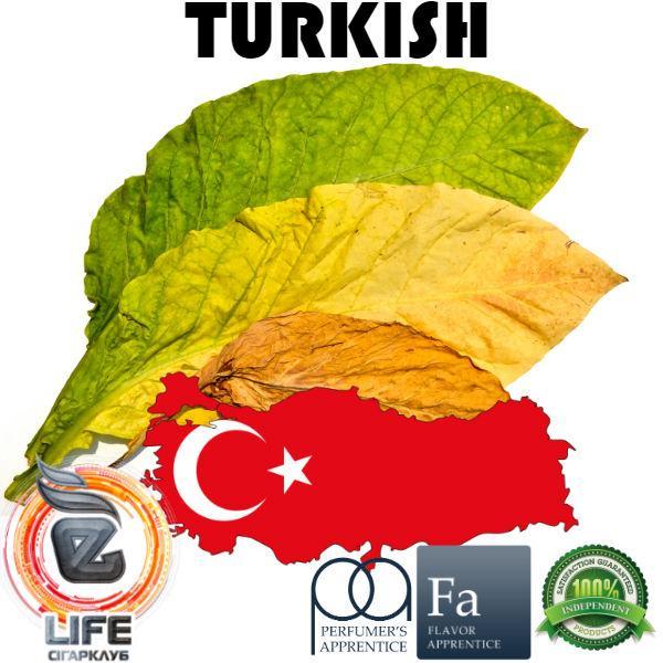 Ароматизатор TPA Turkish Flavor (Турецкий табак)