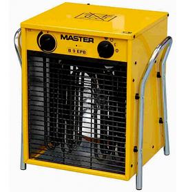 Електрична теплова гармата Master B 9 EPB / трифазна 400 В