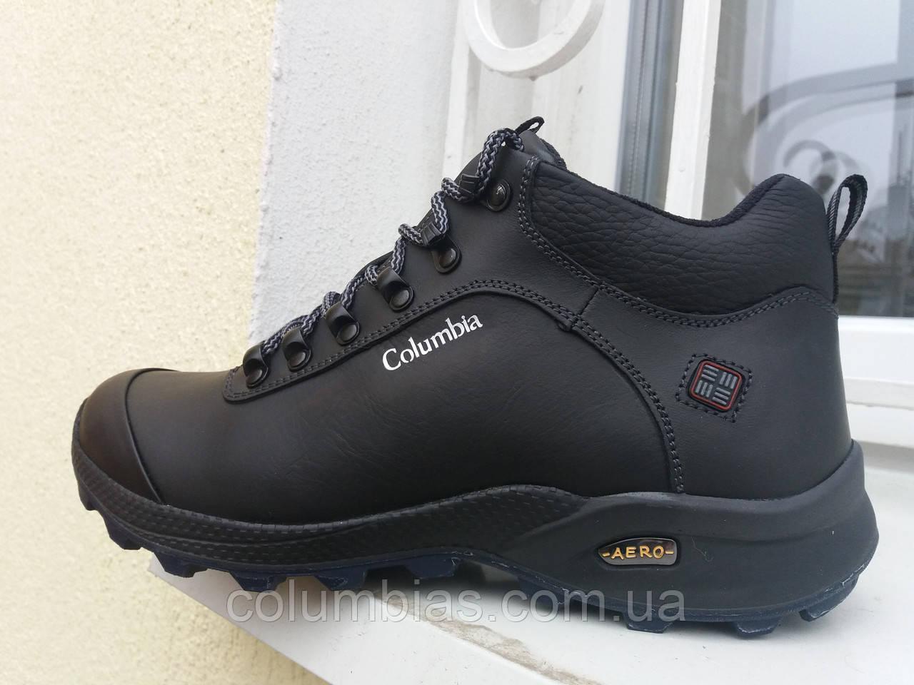 6fe8fab0d Зимняя мужская кожаная обувь Columbia : продажа, цена в ...
