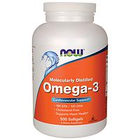 Рыбий жир OMEGA-3 500 капсул