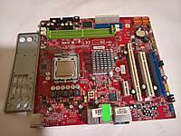Материнская плата MSI P6NGM-L+E5200  S775/QUAD