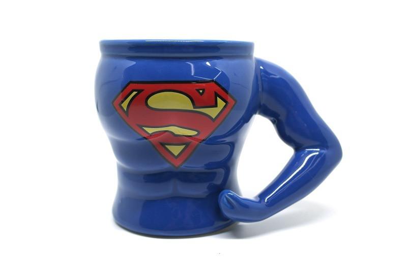 Кружка Geek Land керамическая 3D Супермен Superman 12.3D