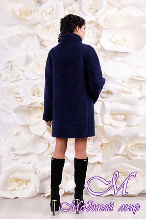 Женское меховое зимнее пальто (р. 44-54) арт. 1055 Тон 207, фото 2