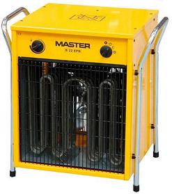 Електрична теплова гармата Master B 22 EPB / трифазна 400 В