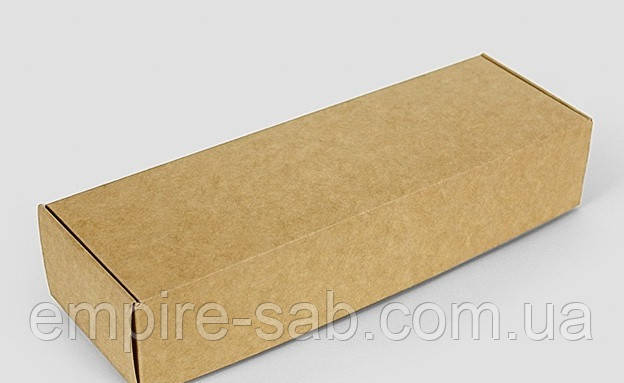 Коробка крафт длинная