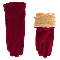 Перчатки женские Grace (LB70581249), красные