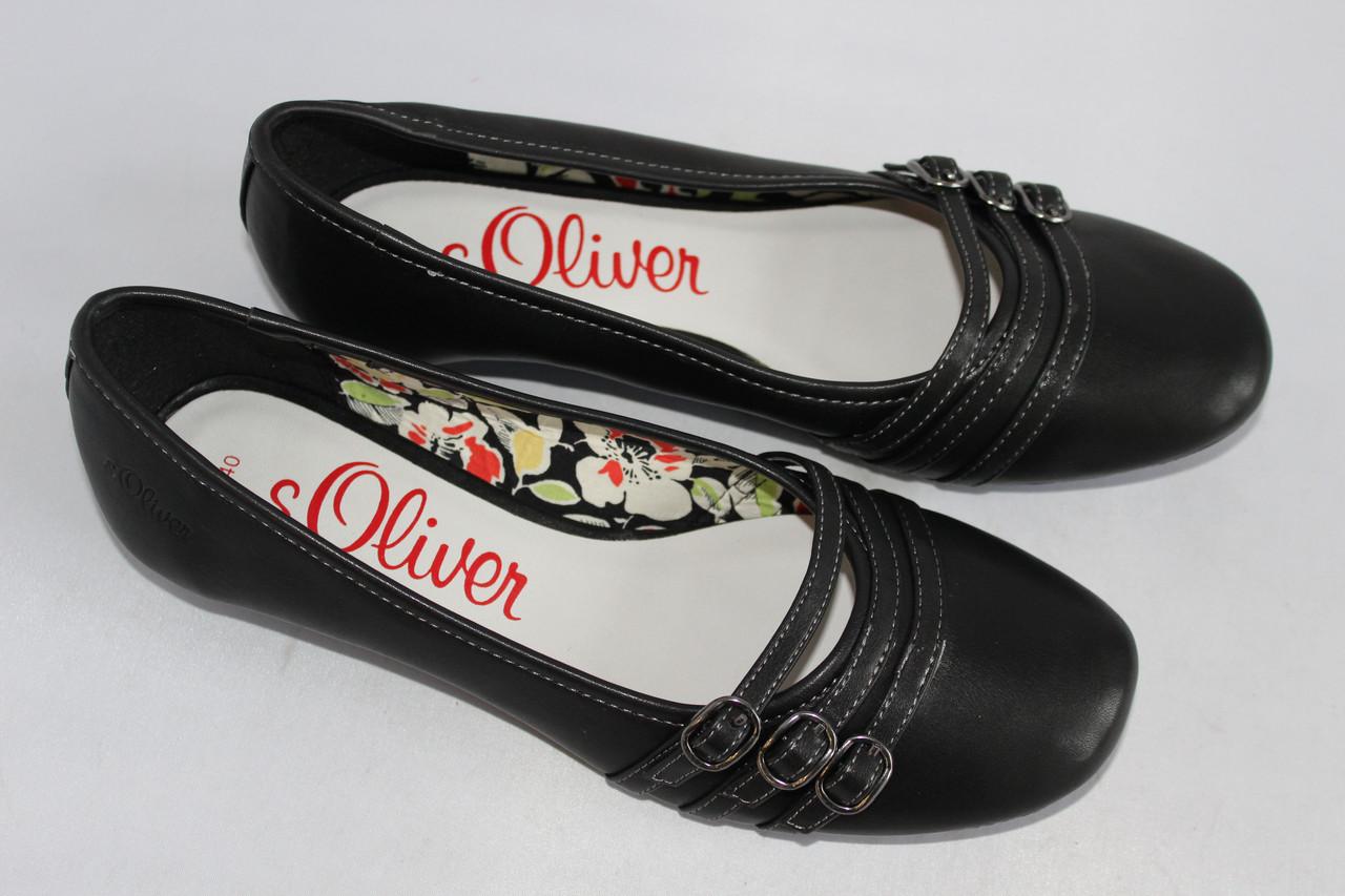 Балетки s.Oliver 40р.