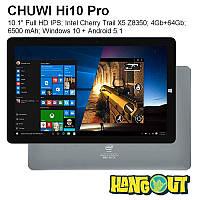 Chuwi Hi10 Pro Dual OS Tablet