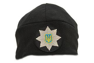 """Шапка флисовая """"Полиция"""""""