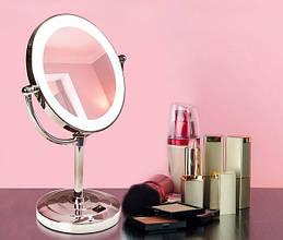 Зеркала настольные косметические, настенные зеркала
