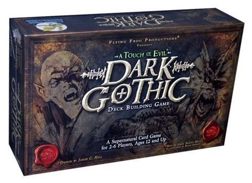 Настольная игра A Touch of Evil: Dark Gothic