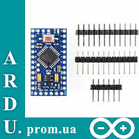 Arduino PRO mini 5В 16МГц Atmega 328 [#G-2]