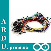 Набор проводов для Arduino (65 шт.) [#H-8], фото 1