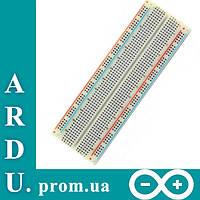 Макетная плата MB-102, 830 т., Arduino [#H-7], фото 1