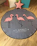 """Игровой коврик """"Фламинго"""""""