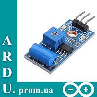 Датчик наклона, вибрации SW-420, Arduino [#3-6], фото 1