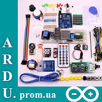 Стартовый набор Arduino (Arduino starter kit) [#F-1]
