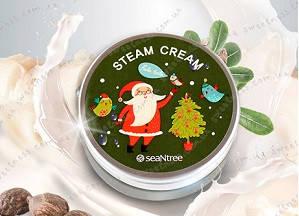 Паровой крем для лица с маслом Ши SEA NTREE STEAM CREAM , 60ml