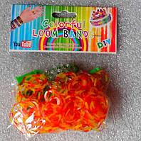 Набор резинок для плетения браслетов, колец