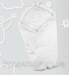 Конверт-одеяло на выписку, Little Angel