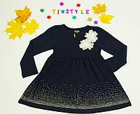 """Красивое платье""""Мила"""" для девочки от 2 до 5  лет"""