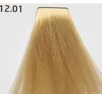 Краска для волос 12.01 Nouvelle Smart Ультрасветлый пепельный блондин плюс 60 мл