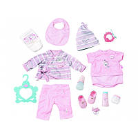 Комплект одежды и аксессуаров для куклы Baby Annabell Zapf Creation 700181