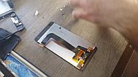 Дисплей для Fly FS504 Cirrus 2/Nomi i504 Dream + touchscreen, белый