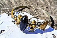 Очаровательный старинный браслет! Винтаж!