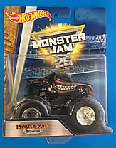 Машинка внедорожник (Монстр-трак) Hot Wheels Monster Jam 1:64 Monster Mutt