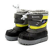 Сноубутсы-дутики на мальчика Kimberfeel 18-19 размер
