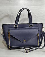 Женская сумка-клатч WL 54504 синий