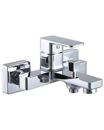 Смеситель для ванны, хром, 35мм IMPRESE BILOVEC (10255), фото 2