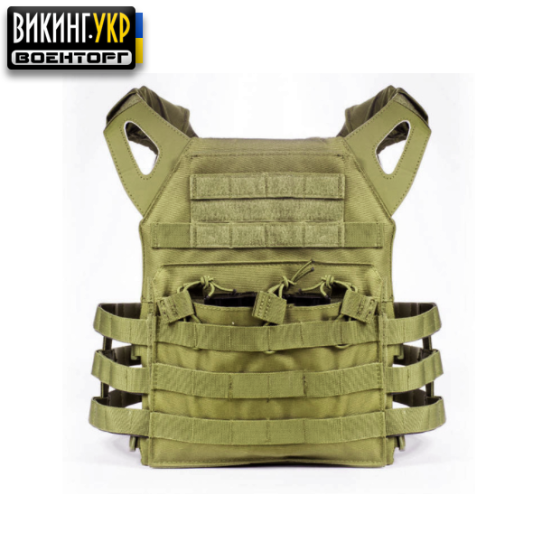 ПЛИТОНОСКА PLATE CARRIER OLIVE