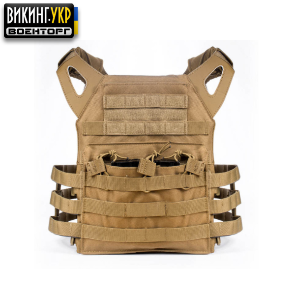 ПЛИТОНОСКА PLATE CARRIER COYOTE
