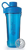 Cпортивный шейкер BlenderBottle Radian 940ml, цвет голубой