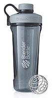 Cпортивный шейкер BlenderBottle Radian 940ml, цвет серый