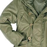 """Куртка мужская зимняя """"N3B Аляска"""". Mil-tec, фото 5"""