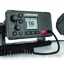 Морская радиостанция Lowrance Link-6 DSC VHF цвет чёрный