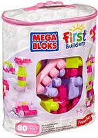 Конструктор Mega Bloks First Builders 80 60 дет. в ассорт. Мега Блокс