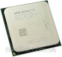 Процессор AMD Athlon II X2 220 2.8GHz, sAM3, AM2+ (ADX2200CK22GM), Tray, б/у