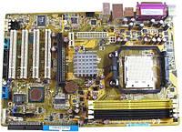 Материнская плата Asus M2V (sAM2, VIA-VT8237A, PCI-E) комиссионный товар