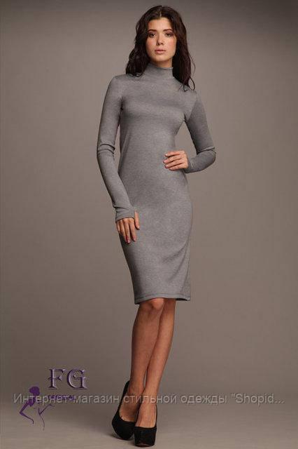 500c80f9b60 Женское красивое платье-гольф