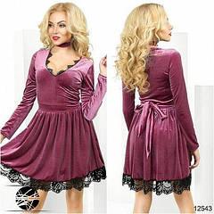 Коктейльные платье
