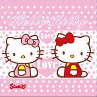 """Салфетки бумажные Hello Kitty """"Китти"""""""