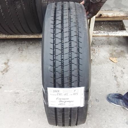 Шины б.у. 235.75.r17.5 Firestone FS400 Файрстоун. Резина бу для грузовиков и автобусов