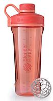Cпортивный шейкер BlenderBottle Radian 940ml, цвет коралловый