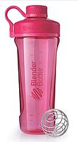 Cпортивный шейкер BlenderBottle Radian 940ml, цвет розовый